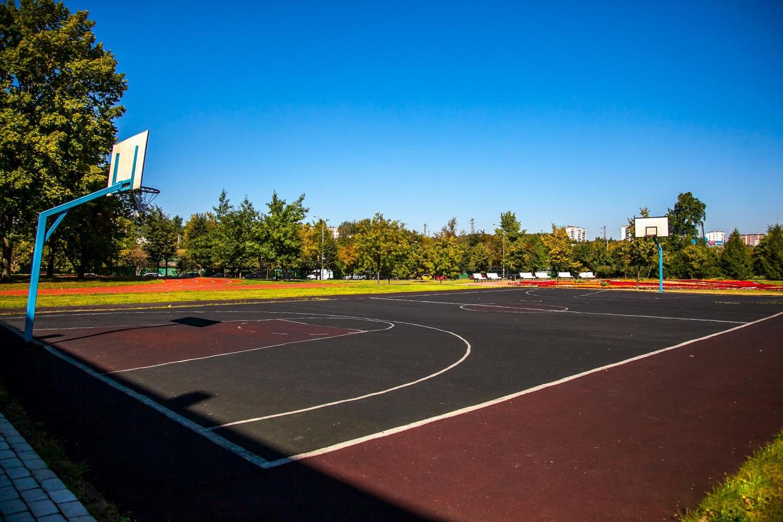 Баскетбольная площадка, Музей-заповедник «Царицыно», Москва — ParkSeason