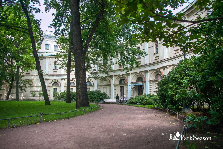 Аничков дворец — ParkSeason