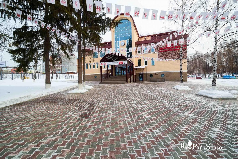 Свердловская детская железная дорога — ParkSeason