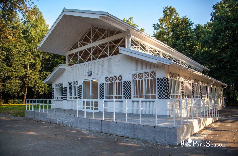 Шахматный клуб, Парк «Измайловский», Москва — ParkSeason