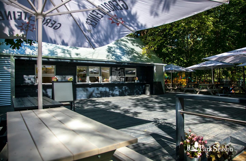 Кафе Grilldom, Парк имени Льва Толстого (Химки), Москва — ParkSeason