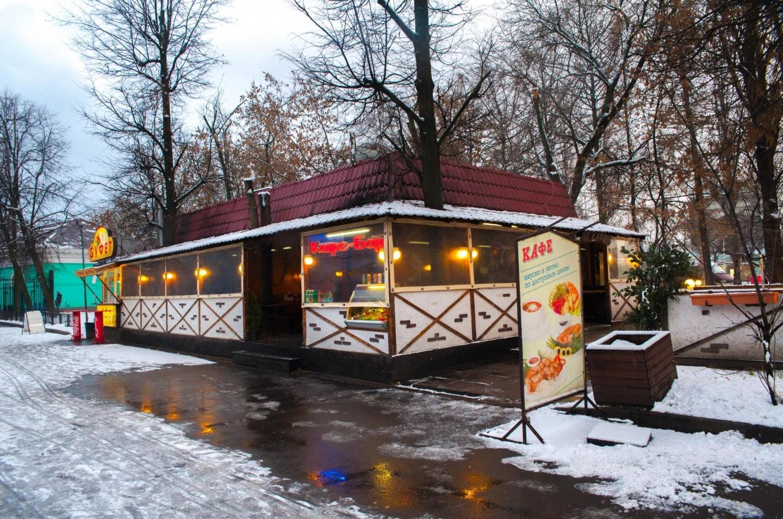 Кафе-бар, ВДНХ, Москва — ParkSeason