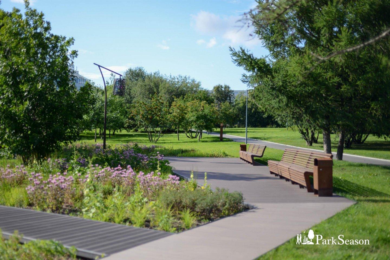 Рижский сад, Парк «Садовники», Москва — ParkSeason