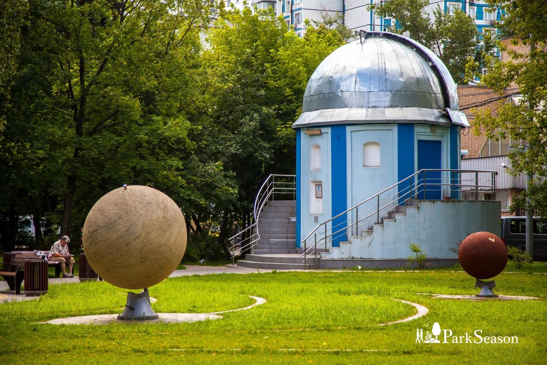 Обсерватория (Временно закрыта), Парк «Сокольники», Москва — ParkSeason
