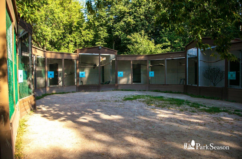 Мини-зоопарк, Воробьевы горы, Москва — ParkSeason