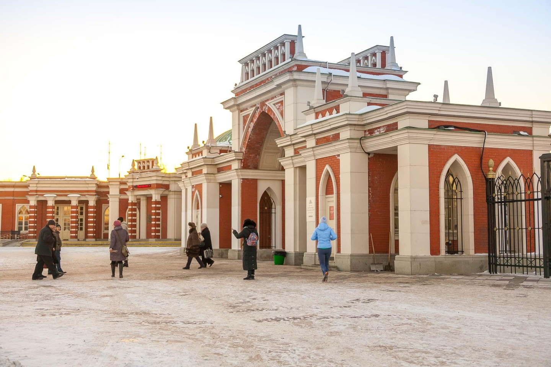 Сувенирный магазин, Музей-заповедник «Царицыно», Москва — ParkSeason