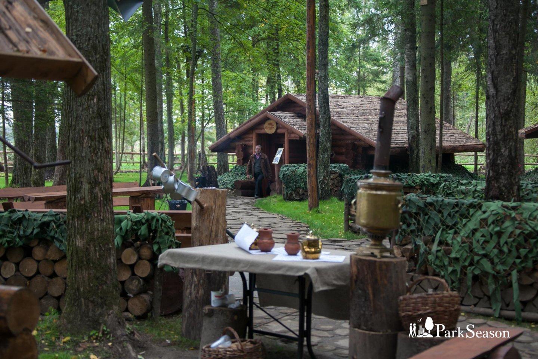 Партизанская деревня, Парк «Патриот», Москва — ParkSeason