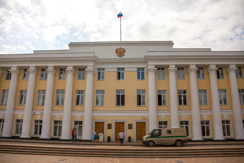 Законодательное собрание Нижегородской области — ParkSeason
