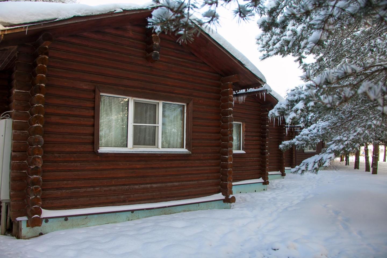 Русские домики — ParkSeason