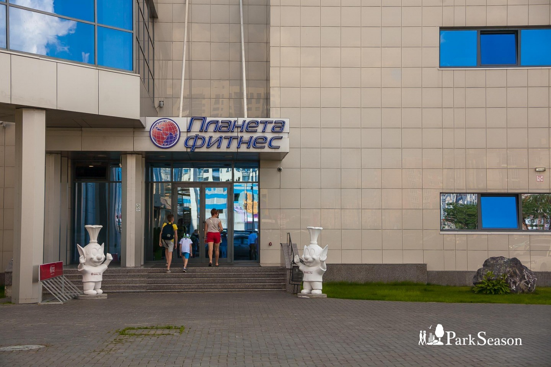 Спортивно-оздоровительный клуб «Планета Фитнес» — ParkSeason