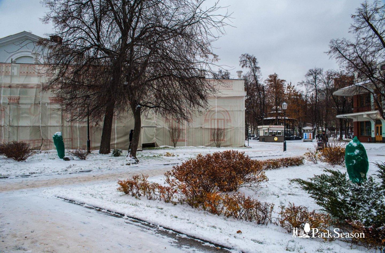 Театр «Эрмитаж», Сад «Эрмитаж», Москва — ParkSeason