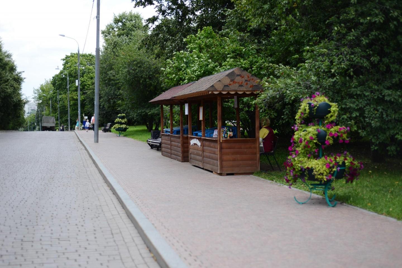 Мороженое, Усадьба «Коломенское», Москва — ParkSeason