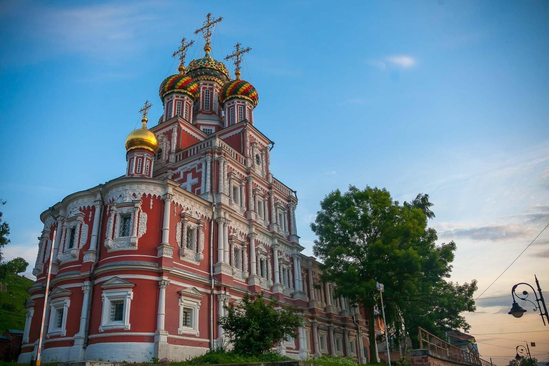 Церковь собора Пресвятой Богородицы — ParkSeason