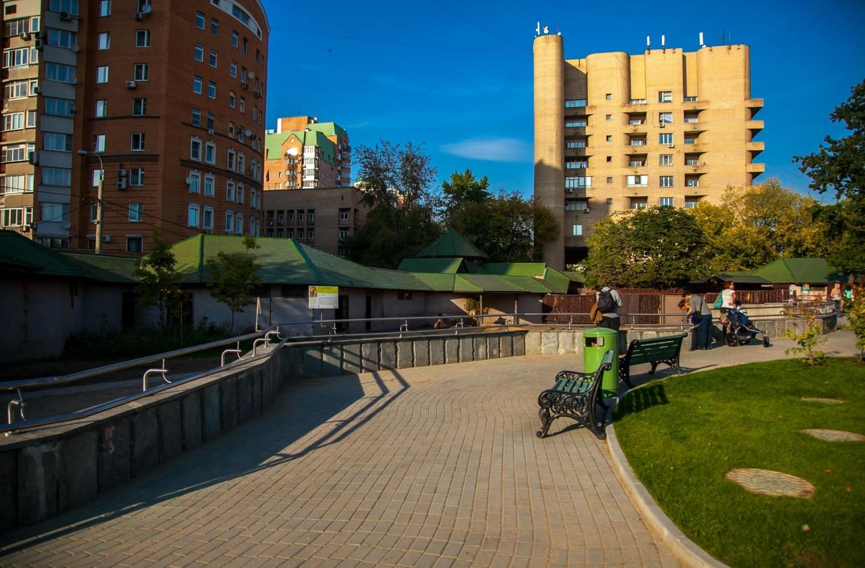 Двугорбый верблюд, Московский зоопарк, Москва — ParkSeason