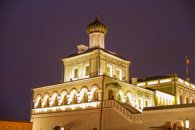 Музей истории государственности Татарстана — ParkSeason