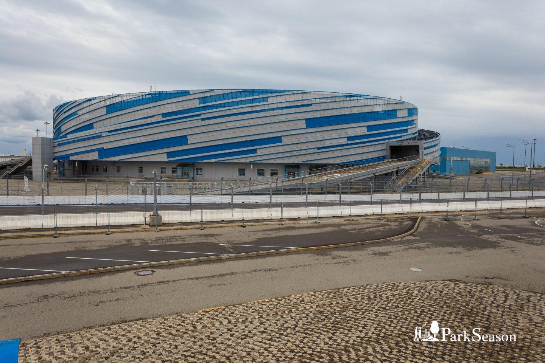 Ледовая арена «Шайба» — ParkSeason