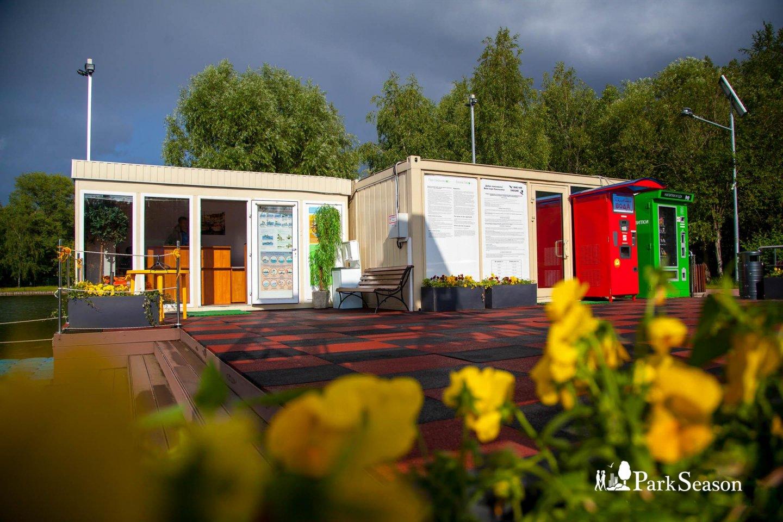 Лодочная станция, Парк «Сокольники», Москва — ParkSeason