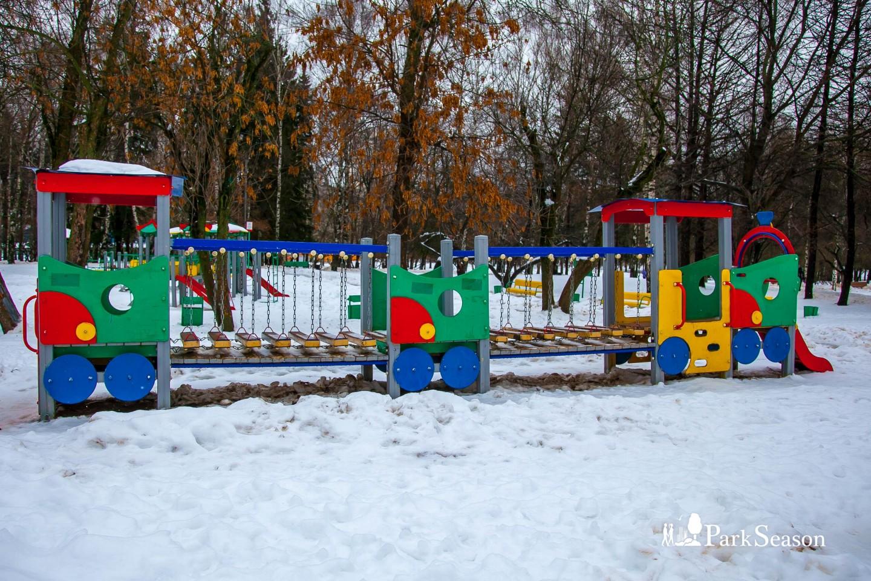 Детская площадка, Парк Дружбы, Москва — ParkSeason