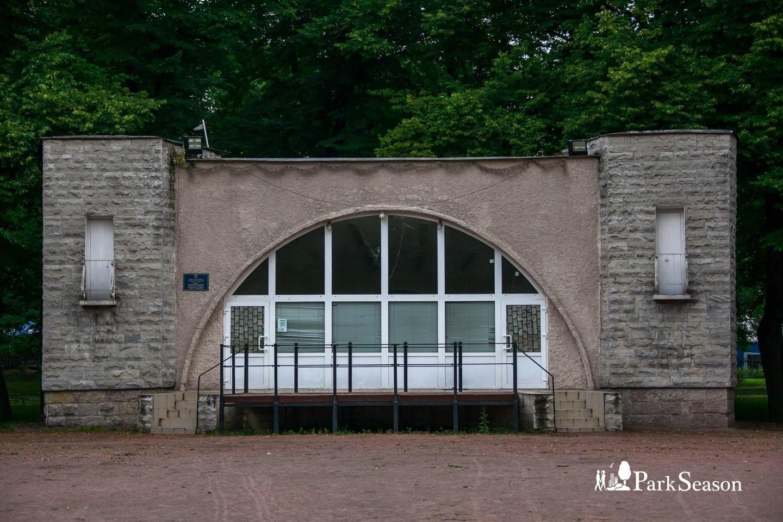 Центр физической культуры, спорта и здоровья — ParkSeason