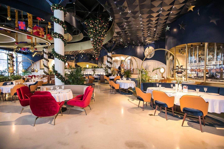 Ресторан «Восход», Парк «Зарядье», Москва — ParkSeason