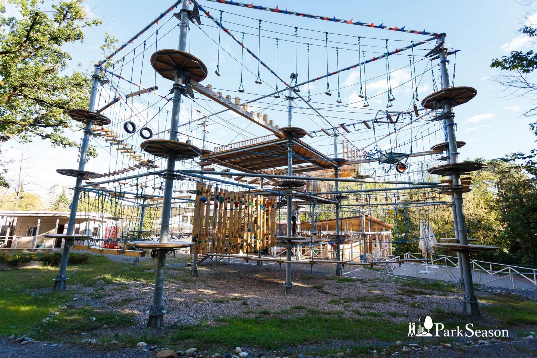 Веревочный парк — ParkSeason