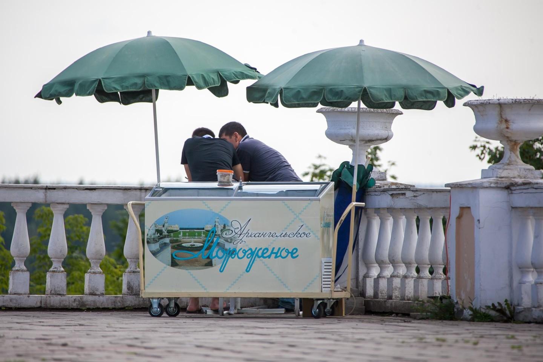 Мороженое, Музей-усадьба «Архангельское», Москва — ParkSeason