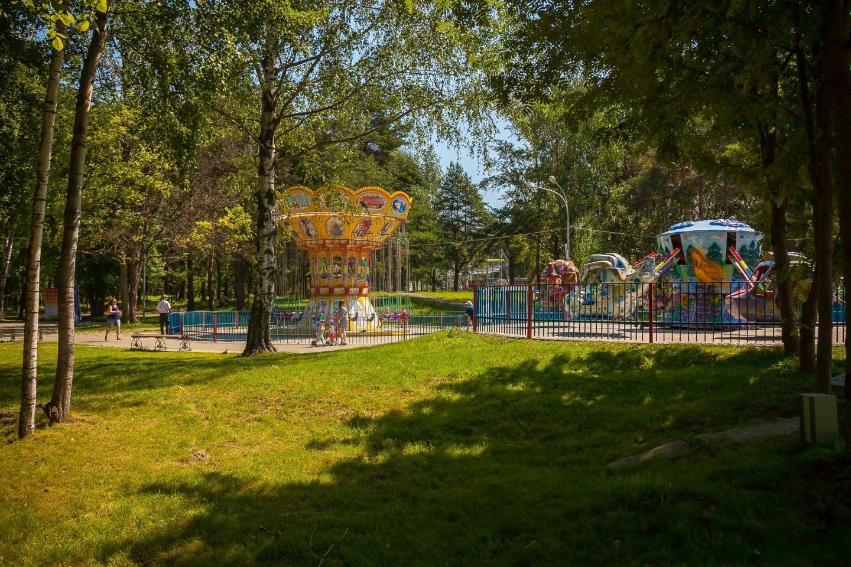 Парк детских аттракционов — ParkSeason