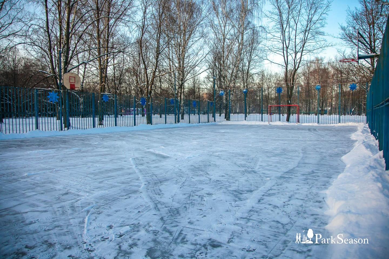 Каток в парке «Северное Тушино», Парк «Северное Тушино», Москва — ParkSeason
