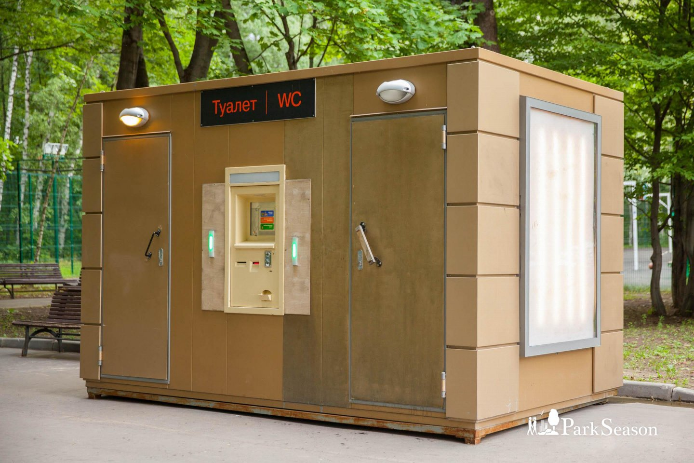 Платные туалеты, ВДНХ, Москва — ParkSeason