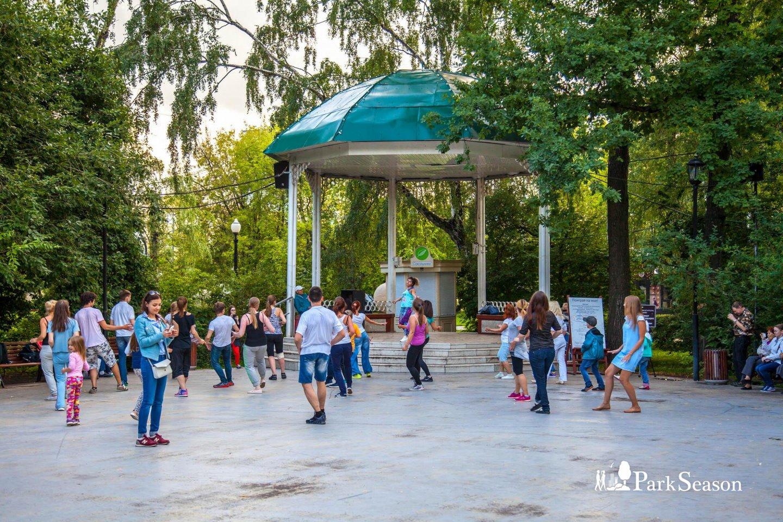 Эстрада «Ротонда», Парк «Сокольники», Москва — ParkSeason