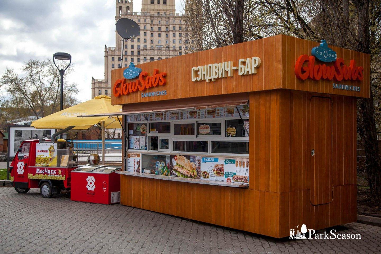 Кафе GlowSubs, Московский зоопарк, Москва — ParkSeason
