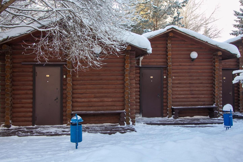 Русские домики с сауной — ParkSeason