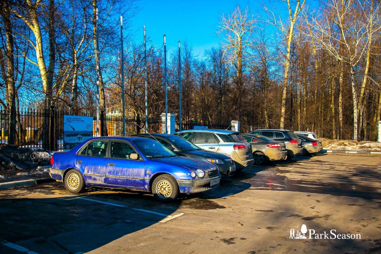 Бесплатная парковка, Усадьба Кусково, Москва — ParkSeason