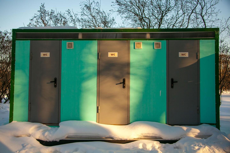Туалет, Музей-усадьба «Архангельское», Москва — ParkSeason