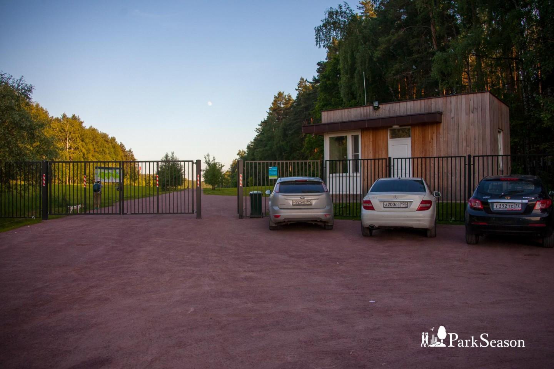Пост охраны, Парк «Мещерский», Москва — ParkSeason