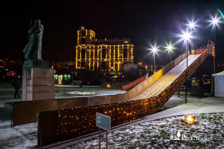 Горка, «Музеон», Москва — ParkSeason