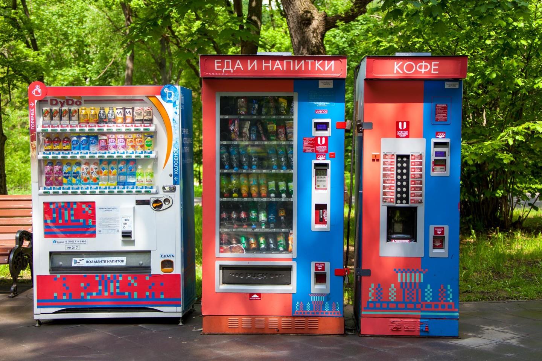 Автомат «DyDo» — ParkSeason