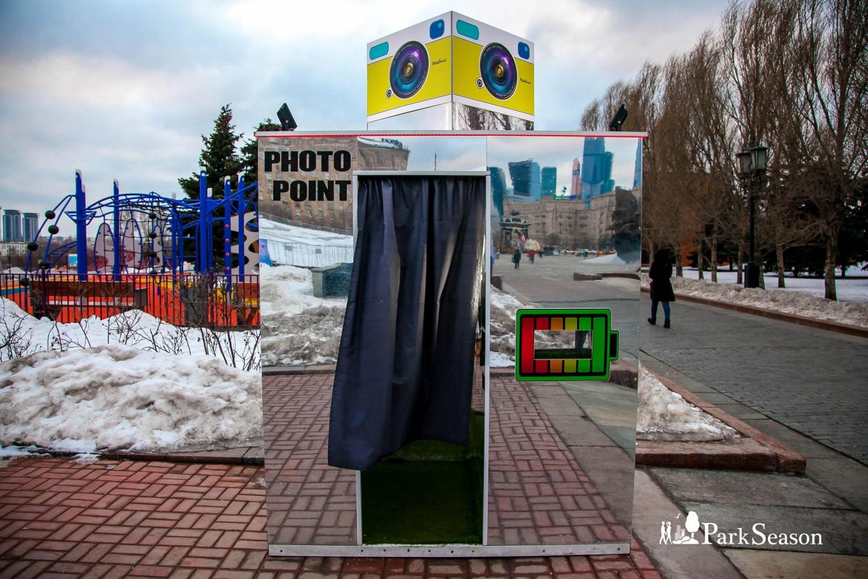 Photo Point, Парк Победы на Поклонной горе, Москва — ParkSeason