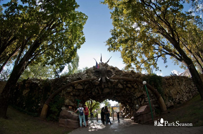 Краснодарский Сафари-парк — ParkSeason