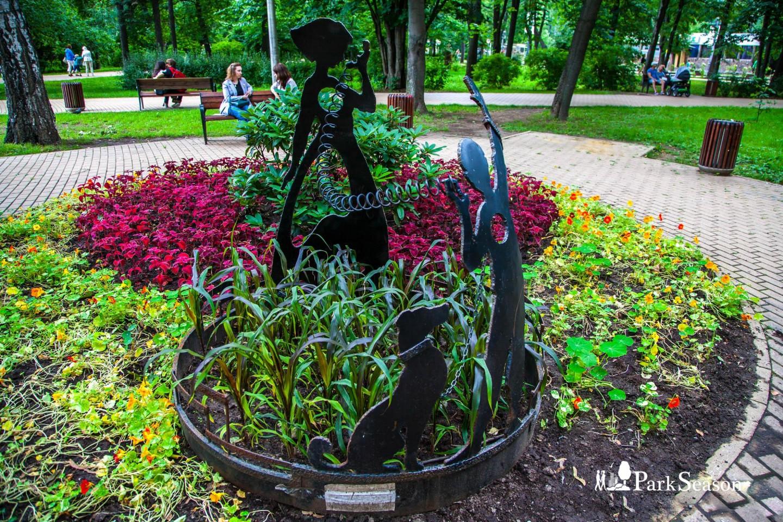 Арт-объект «Позвони родителям», Парк «Сокольники», Москва — ParkSeason