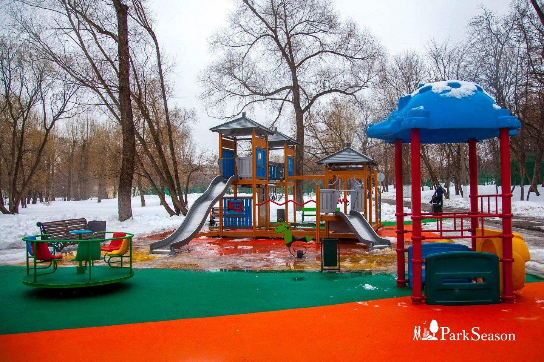 Детские площадки, Усадьба «Лефортово», Москва — ParkSeason