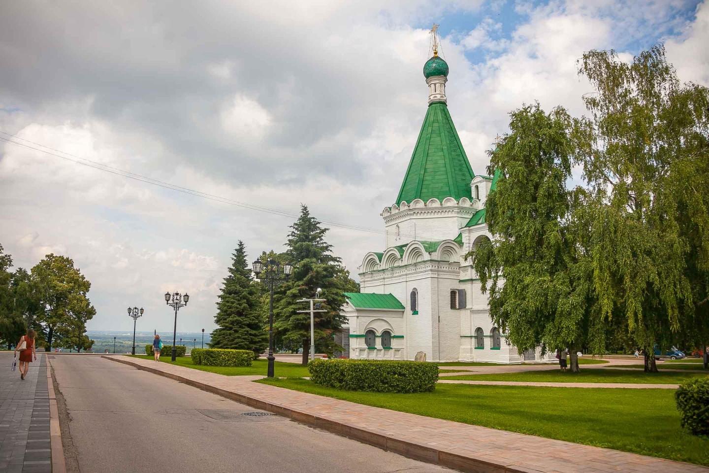 Архангельский собор — ParkSeason