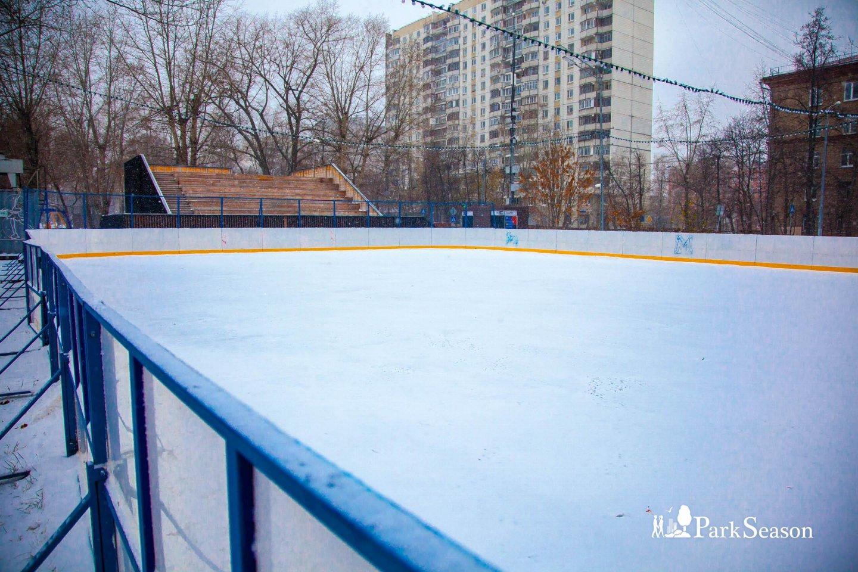 Каток в Гончаровском парке, Гончаровский парк, Москва — ParkSeason