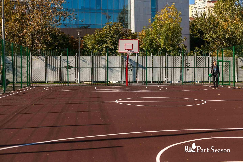 Баскетбольная площадка — ParkSeason