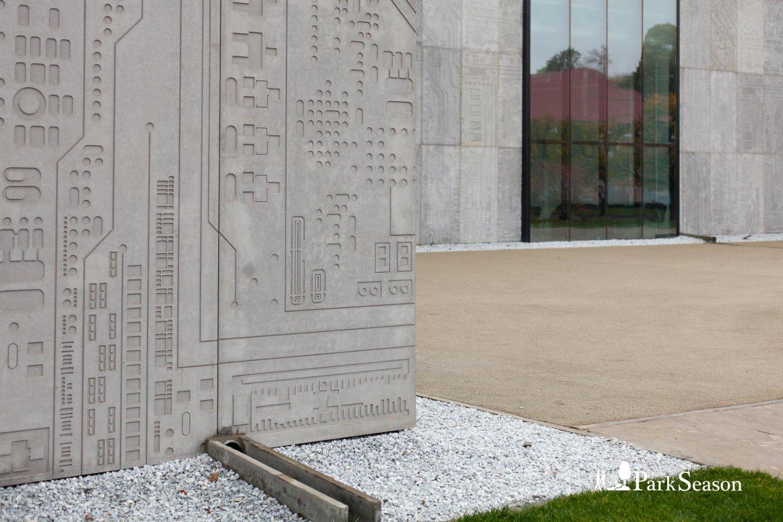 Центр информационных технологий «Умный город», ВДНХ, Москва — ParkSeason