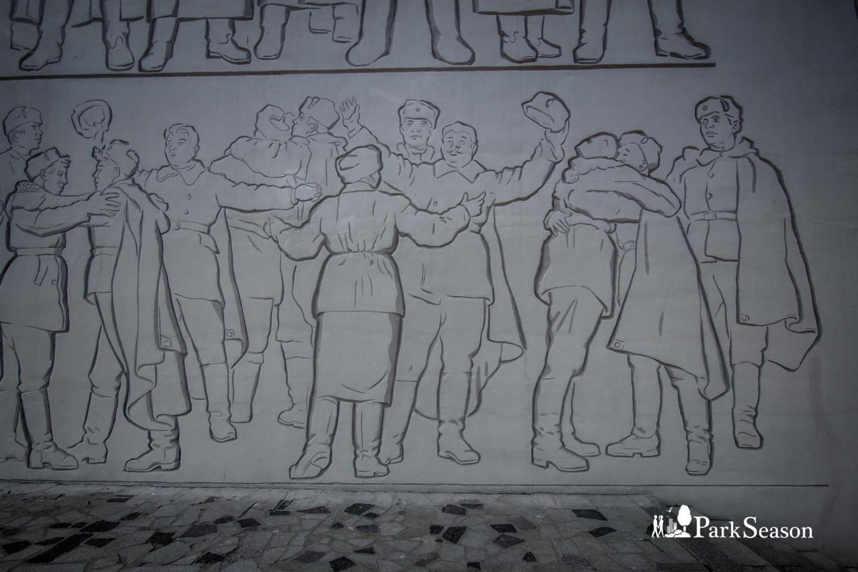 Монументальный рельеф — ParkSeason