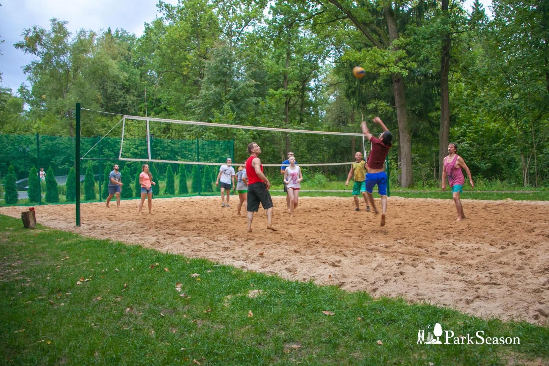 Волейбольная площадка — ParkSeason