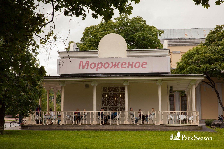 Кафе «Московское мороженое», ВДНХ, Москва — ParkSeason