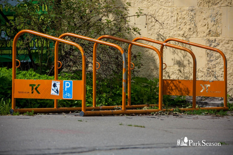 Велопарковки — ParkSeason