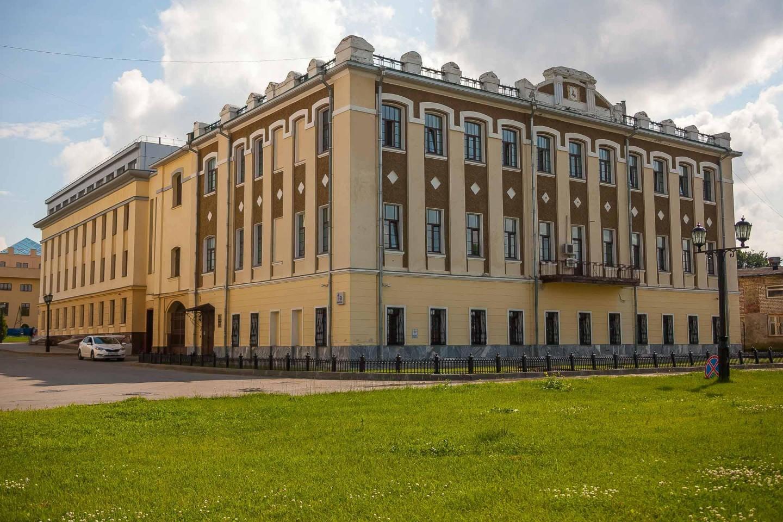 Правление Федерального казначейства по Нижегородской области — ParkSeason